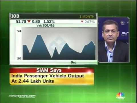 Sell Indian Overseas Bank: Sudarshan Sukhani