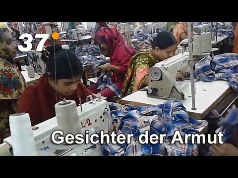 37° - Gesichter der Armut  Doku über die Kleiderindustrie in Asien