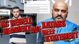 KC REBELL vs. XATAR - Die Hintergrundgeschichte von Xatar! - Statements über Statements.