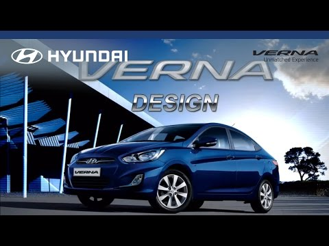 Hyundai Fluidic Verna - PPT Work