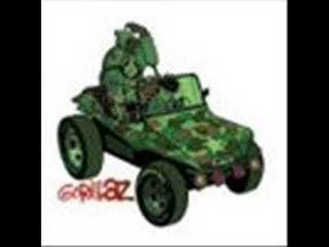 Gorillaz 19/2000 Soulchild Remix With Lyrics