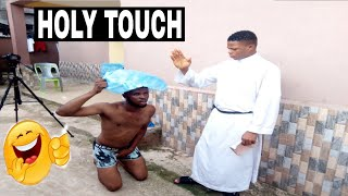 HOLY TOUCH La Springs Comedy