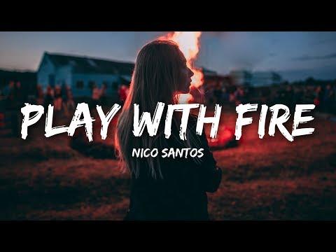 Nico Santos - Play With Fire (Lyrics)