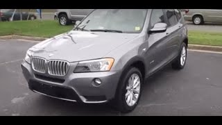 2013 BMW X3 xDrive28i Walkaround, Start up, Tour and Overview