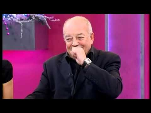 Tim Healy on Loose Women - 20th December 2010