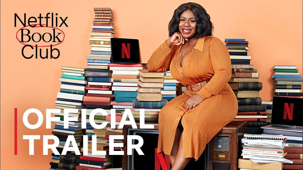 Netflix Book Club with Uzo Aduba | Official Announcement Trailer