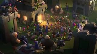 Clash of Clans 2018 Eight Clans Enter, One Clan Leaves