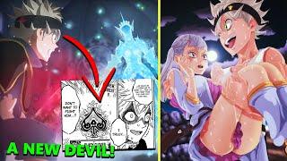 Black Clover's SECRET SPADE KINGDOM DEVIL Linked To Asta & Noelle Explained (Why Asta Has No Magic)
