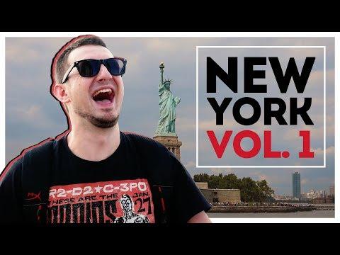 ЛУЧШИЕ БУРГЕРЫ В НЬЮ ЙОРКЕ, БРУКЛИНСКИЙ МОСТ и RED LOBSTER  - New York часть 1.
