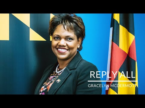Maryland Chamber of Commerce REPLY ALL with Gracelyn McDermott