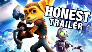 RATCHET AND CLANK (Honest Game Trailers) thumbnail