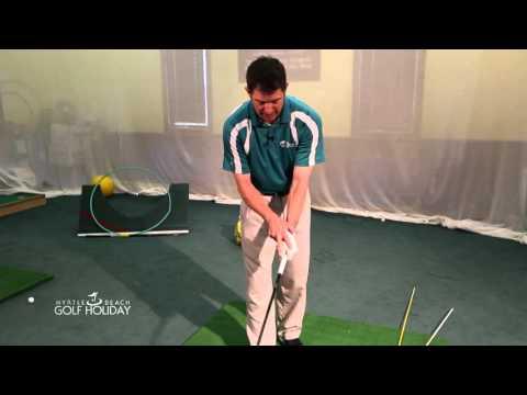 GolfTip GrippingTheClub