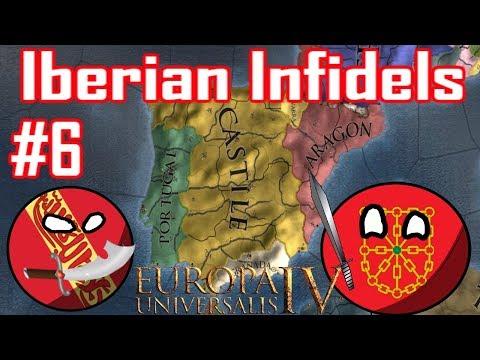 EU4 - CONVERTING IBERIA - Iberian Infidels - Episode 6