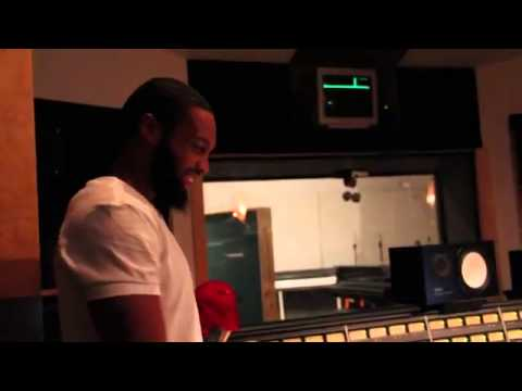Meek Mill - DC3 Vlog - Part 1 ( Dream Chasers 3 Mixtape) Studio Sessions