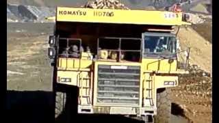 Komatsu 785.AVI