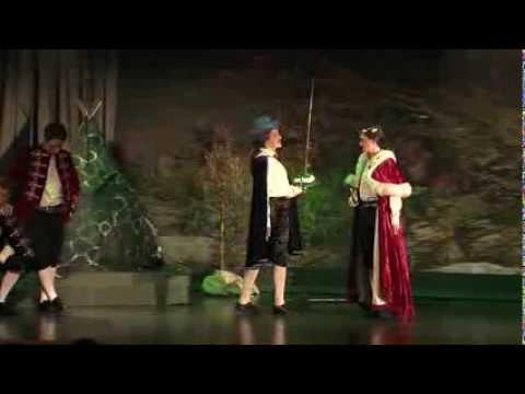 Der Sturm (Theater der Kanti Frauenfeld nach Shakespeare)