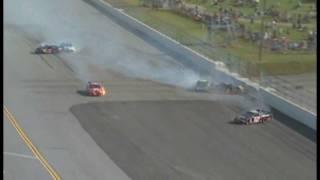 Top 10 Best 2009 Nascar Crashes