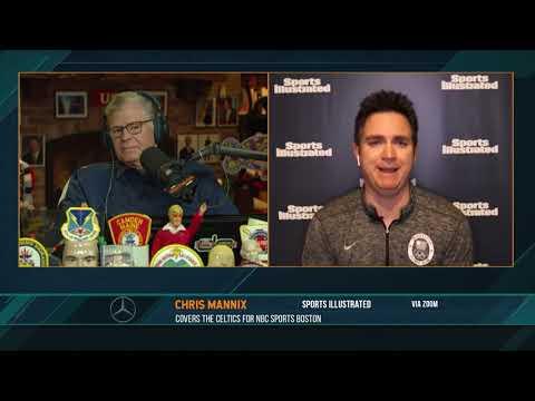Chris Mannix on the Dan Patrick Show Full Interview | 6/16/21