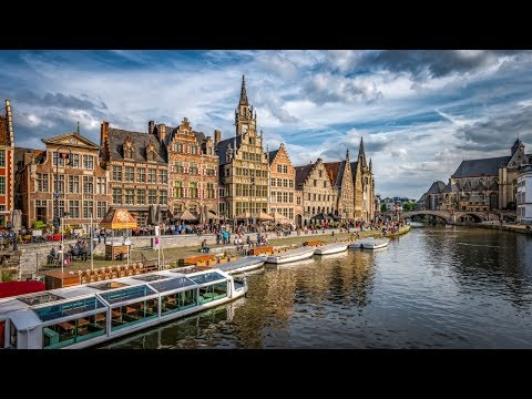Amsterdam, Belgium & the Champagne Region, May 2015