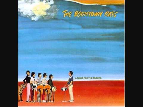 BOOMTOWN RATS rat trap