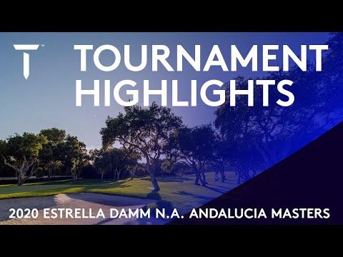 Extended Tournament Highlights | Valderrama Estrella Damm N.A. Andalucia Masters