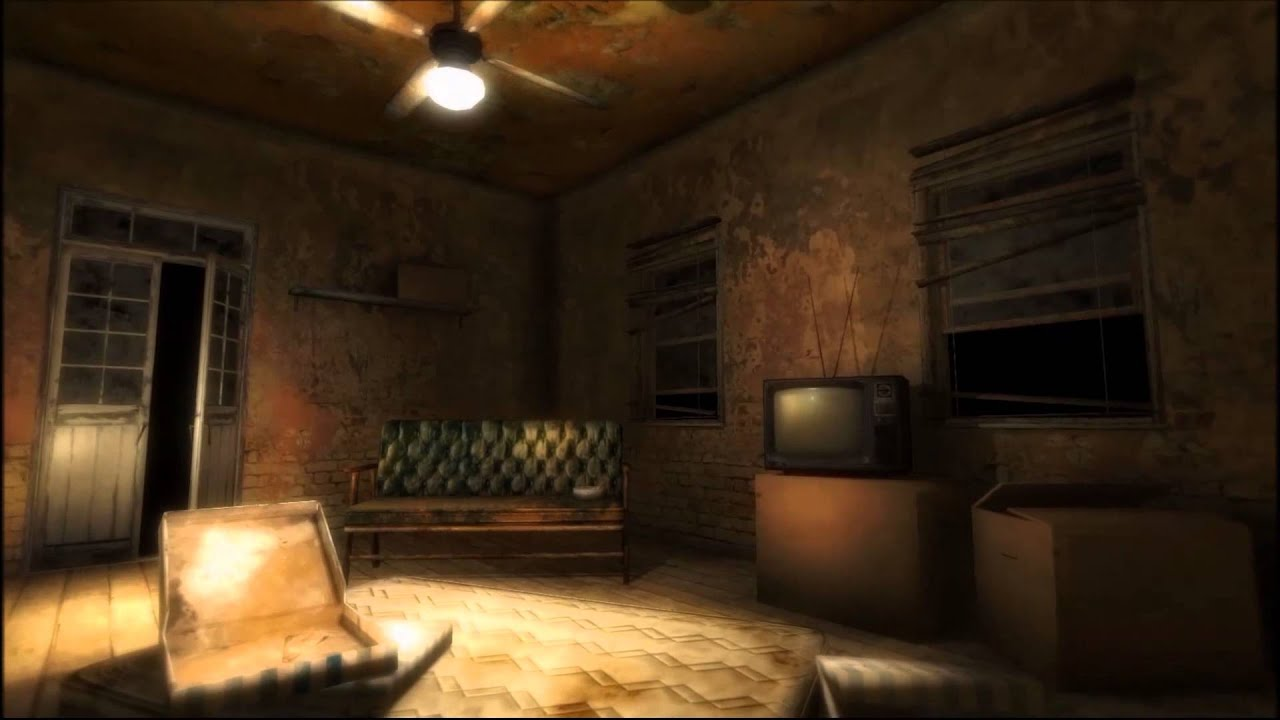 【unity Asset Store】dirty Room Set Youtube