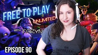 Free to Play Unlimited Ep. 90: Quake Champions, Fortnite, Revelation, Elder Scrolls, Moonlight Blade
