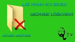 Datei / Ordner löschen - Element wurde nicht gefunden / delete folder - Element not found