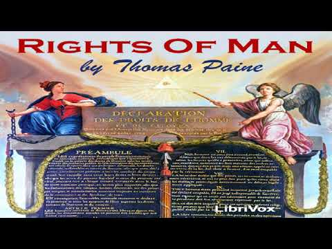 Rights Of Man | Thomas Paine | Social Science | Sound Book | English | 6/6
