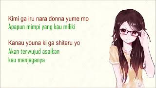 lagu jepang romantis. Dream shimizu shota