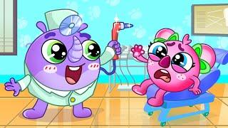 ???? The Dentist Song ???? | Baby Zoo Kids Songs ???????????????????? And Nursery Rhymes