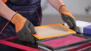 Montering Poly-v rem MAZDA 323 F VI (BJ): gratis video