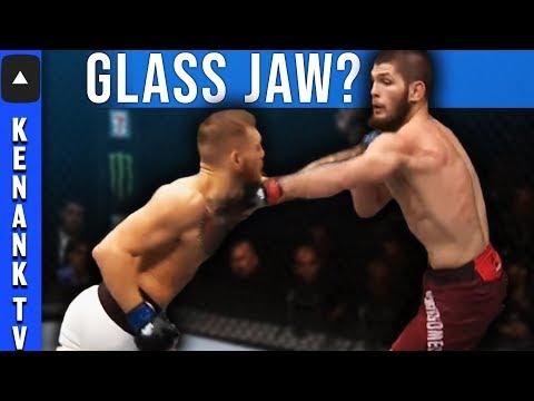 Khabib Nurmagomedov's GLASS JAW vs Conor McGregor!? | UFC 229: Full Fight Breakdown Prediction