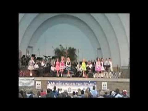 Pt.2 Heinzman Dancers Toledo Zoo Music Under the Stars 2008