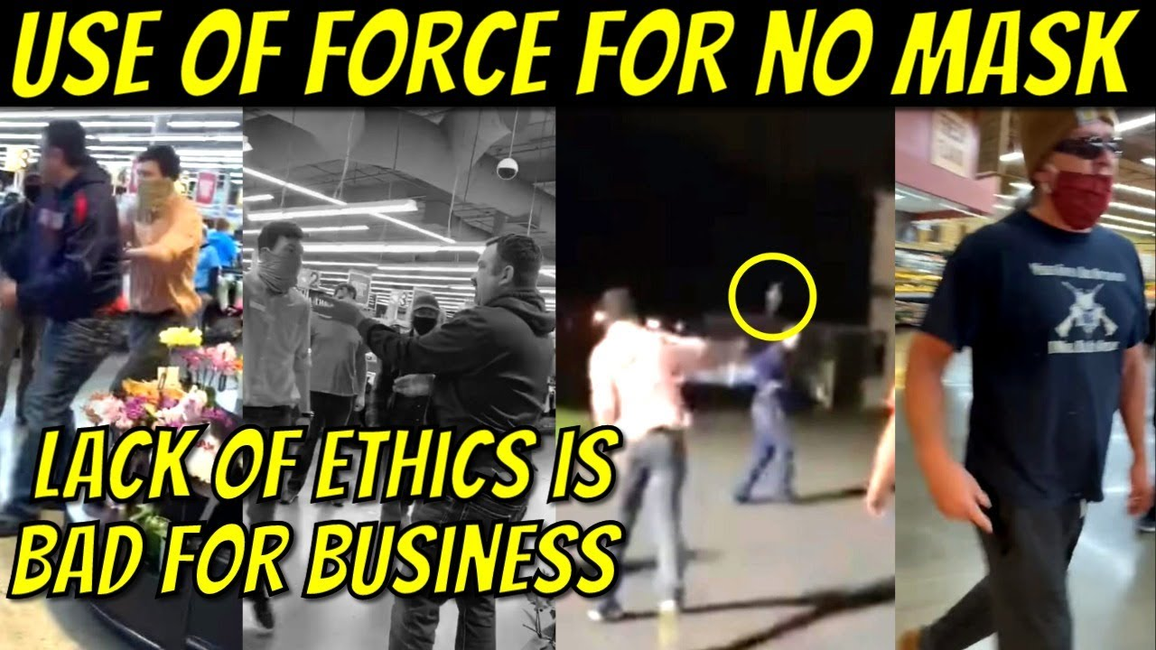 Yoke's Employee Goes Bonkers Uses Force On Customer - For Safety Or Compliance?