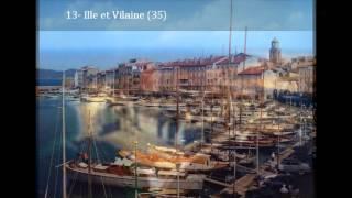 Top 20 des départements les plus touristiques de France
