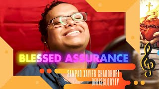 Blessed Assurance - Jeremy Riddle | Worship Circle Hymns (Acoustic Cover with Lyrics)