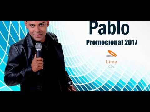Pablo A Voz Romântica CD Promocional 2017