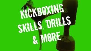 Kickboxing Training Video