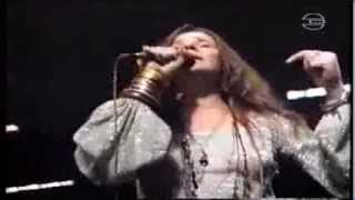 Janis Joplin Live PIECE OF MY HEART Lyrics 1969 Frankfurt, Germany