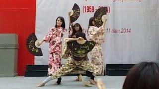 [Devel Plus] Senbonzakura (Dance Cover) - Duyệt văn nghệ Hanu