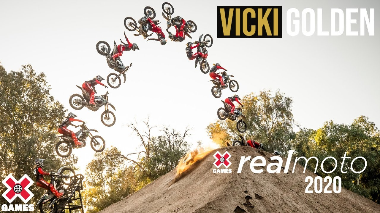 Vicki Golden - Front Flip από ξεχωριστά κορίτσια...