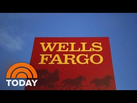 Wells Fargo Fined $185 Million Over Fake Accounts And Credit Cards | TODAY