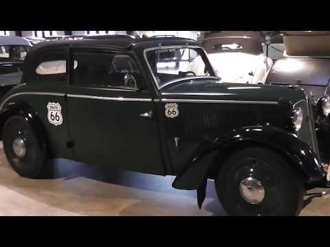 DKW F7 Cabrio-Limousine von 1936