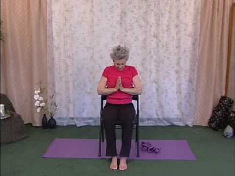 arms waist and back  yoga stretchesmary cavanaugh