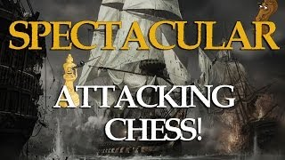 Attacking Chess: Learn to lead a successful attack! (EMPIRE CHESS)