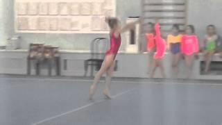 Спортивная гимнастика. Стефания Макарова. СДЮСШОР №1