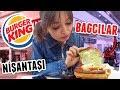 İSTANBUL'DAKİ EN DÜŞÜK PUANLI BURGER KING!! (Bağcılar vs Nişantaşı)