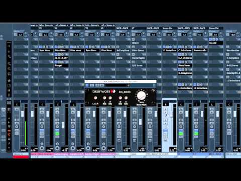 Mixing 201 - How to prepare backing tracks for live use