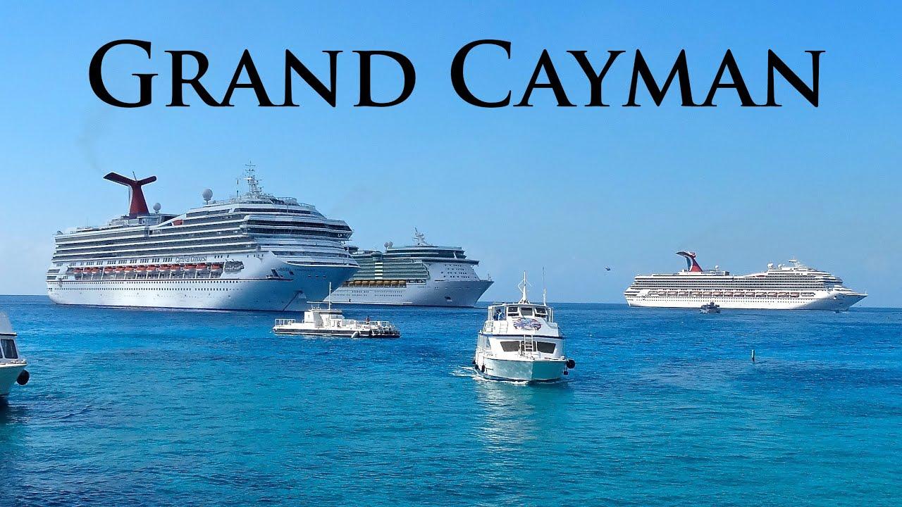 Carnival Cruise Cayman Islands
